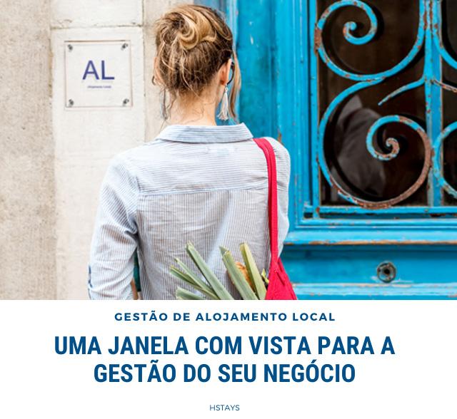 GESTÃO DE ALOJAMENTO LOCAL
